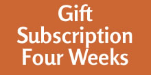Gift Subscription - Four Weeks